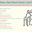 Does Dad Need Home Care