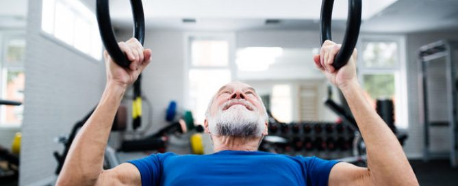 Weightlifting for Senior Adults
