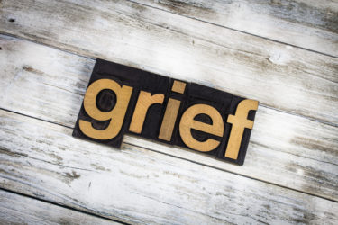 hospice care grief