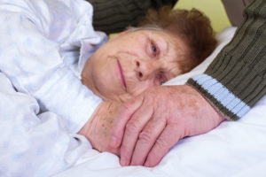 taking care of your bedridden loved one