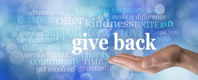 volunteering for retired professionals