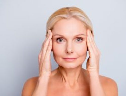 A simple skin care routine for older adults