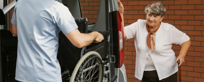 transportation options for seniors