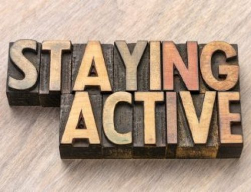 5 ideas for staying active as you age