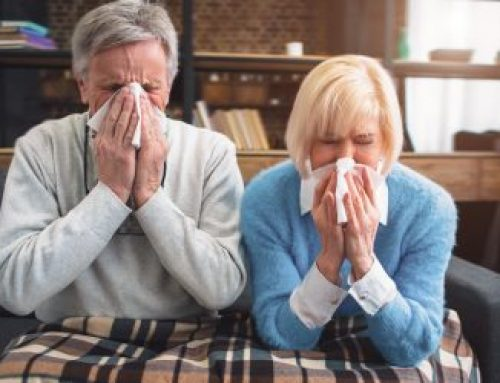 Pneumonia in the elderly – What caregivers can do to prevent it