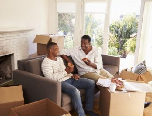 5 home adjustments to consider before Mom (or Dad) moves in