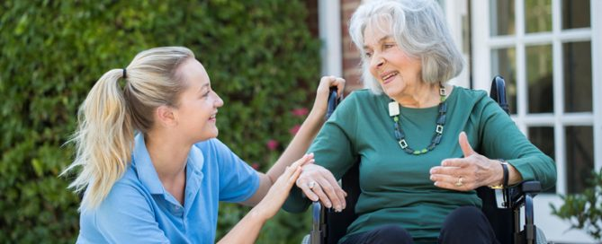 choosing the right home care agency for mom or dad