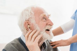 hearing loss in the elderly - a guide for caregivers